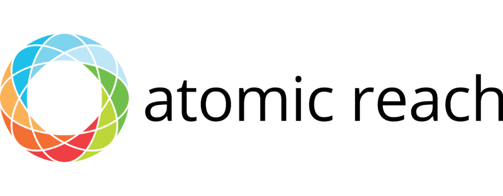 Atomic reach logo